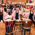 Leigh Lezark Photos - Taiko drummers perform as UNIQLO, Nina Agdal and Leigh Lezark Celebrate Store Opening with VIP Event at Hudson Yards, NYC on March 14, 2019 in New York City. - UNIQLO Hudson Yards Grand Opening Celebration