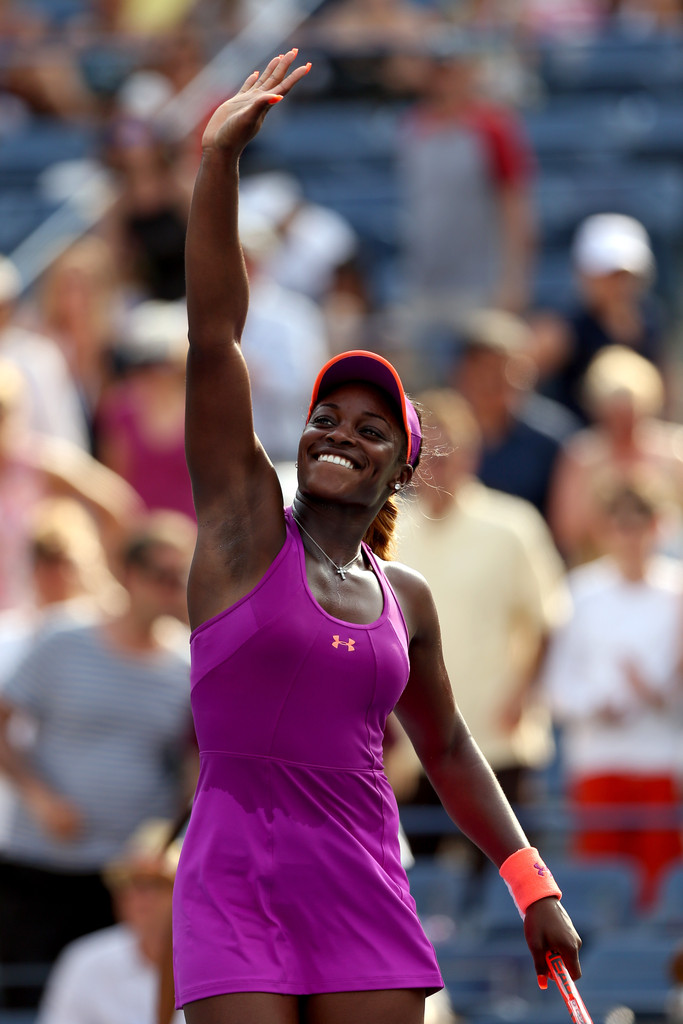 Sloane Stephens Photos Photos - US Open: Day 5 - Zimbio