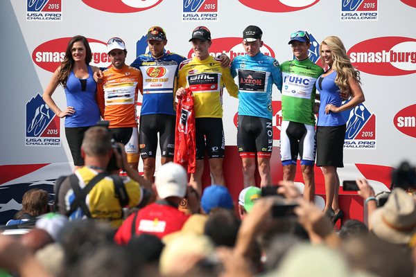 USA Pro Challenge - Stage 7 - 1 of 4
