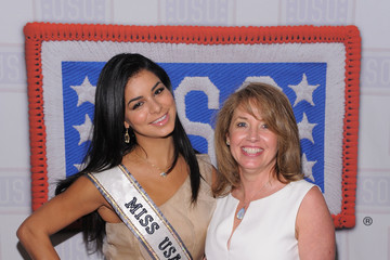Paula Shugart Rima Fakih USO Honors Military Women And Women Business Leaders At 45th Annual Woman Of The Year Luncheon