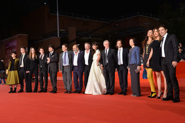 Ubaldo Pantani Stars at the Rome Film Festival