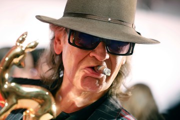 Udo Lindenberg Winners Board - Bambi Awards 2016