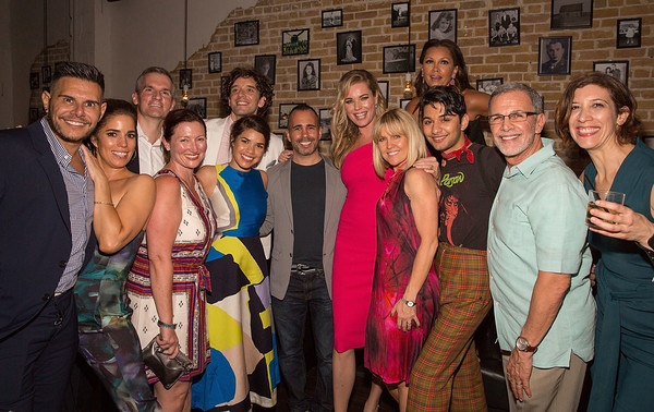 The 'Ugly Betty' Reunion After Party at the ATX Television Festival