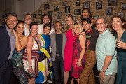 (L-R, back row) Steve Curtis, vice president of corporate communications for Toyota Motor Sales, Michael Uri, Vanessa Williams (L-R, middle row) Silvio Horta, Ana Ortiz, Ellie Duque, publisher of Entertainment Weekly, America Ferrera, Henry Goldblatt, editor of Entertainment Weekly, Rebecca Romijn, Ashley Jensen, Mark Indelicato, Tony Plana, and Jessica Shaw, radio personality for Entertainment Weekly Radio attend the Ugly Betty Reunion After Party presented with Entertainment Weekly sponsored by Toyota at the ATX Television Festival in Austin, TX on Saturday, June 11, 2016.