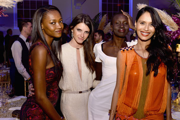 Ujjwala Raut The Endometriosis Foundation of America Celebrates The 6th Annual Blossom Ball Hosted By Padma Lakshmi and Tamer Seckin, MD - Inside