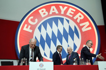 Uli Hoeness FC Bayern Muenchen - Annual General Assembly