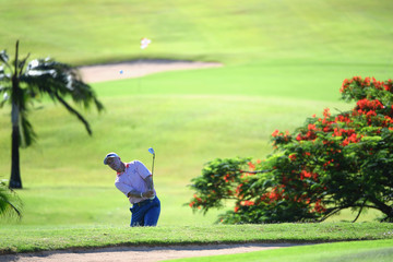 Ulrich Van Den Berg AfrAsia Bank Mauritius Open - Day One