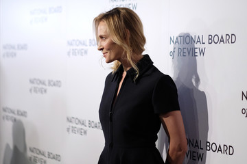 Uma Thurman The National Board Of Review Annual Awards Gala - Arrivals