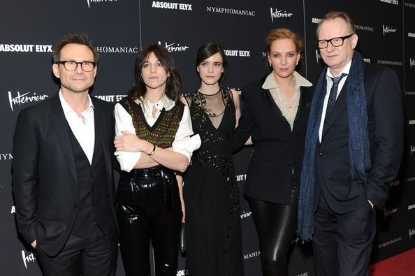 'Nymphomaniac: Volume I' Screening in NYC