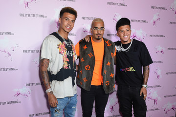 Umar Kamani Dele Pretty Little Thing BET Awards Pre Party