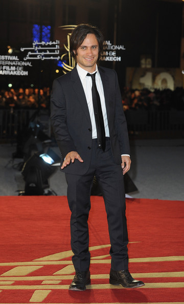 Actor Gael Garcia Bernal attends the Tribute to the French Cinema during the 10 th Marrakech Film Festival on December 4, 2010 in Marrakech, Morocco.
