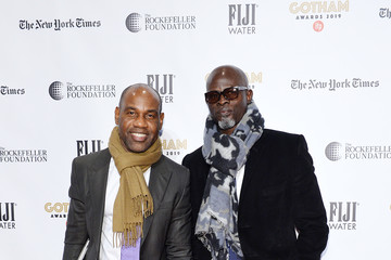 Unik Earnest FIJI Water At The 2019 IFP Gotham Awards