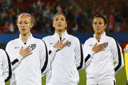 Hope Solo and Carli Lloyd Photos Photo