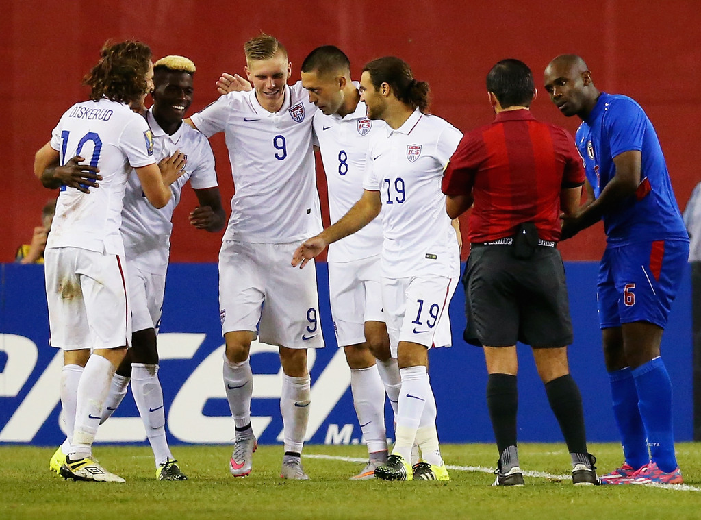 Hayti (MO) United States  city images : United States v Haiti: Group A 2015 CONCACAF Gold Cup Pictures ...