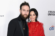 Ruston Kelly (L) and Kacey Musgraves attend Universal Music Group's 2019 After Party Presented by Citi Celebrates The 61st Annual Grammy Awards on February 9, 2019 in Los Angeles, California.