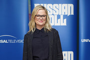 "Amy Poehler attends Universal Television's ""Russian Doll"" FYC at UCB Sunset Theater on June 03, 2019 in Los Angeles, California."