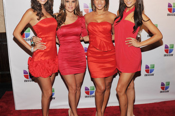 Greidys Gil Univision's Upfront Reception Featuring Hispanic America's Most Beloved Stars in New York City