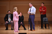 (L-R) Horatio Sanz, Amy Poehler, Rachel Dratch, Ian Roberts and Matt Besser perform onstage during ASSSSCAT with the Upright Citizens Brigade Live at Carnegie Hall celebrating the 20th Anniversary of Del Close Marathon on June 28, 2018 in New York City.