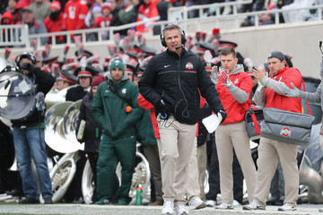 Urban Meyer Ohio State v Michigan State