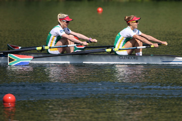 Ursula Grobler 2015 World Rowing Cup III In Lucerne - Day Three