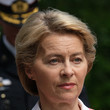 Ursula Von Der Leyen State Visit Of The King And Queen Of The Netherlands - Day Two