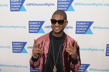 Usher Robert F. Kennedy Human Rights Hosts Annual Ripple of Hope Awards Dinner - Arrivals