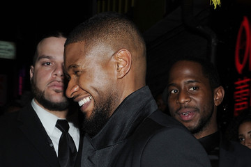 Usher 'China: Through The Looking Glass' Costume Institute Benefit Gala - After Parties