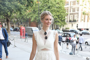 Donna Air attends the V&A summer party at The V&A on June 21, 2017 in London, England.