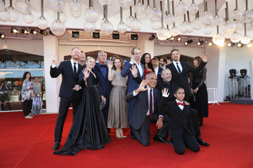 Václav Marhoul 'The Painted Bird' Red Carpet Arrivals - The 76th Venice Film Festival