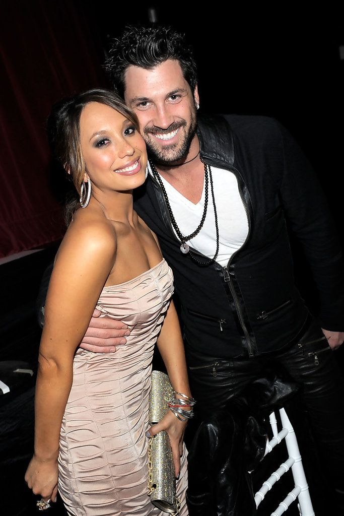 Who is Maksim Chmerkovskiy dating? Maksim Chmerkovskiy