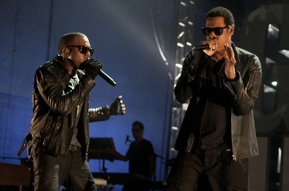 Jay-Z in VEVO Presents: G.O.O.D. Music Featuring Kanye West, John Legend, Common, Kid Cudi + More