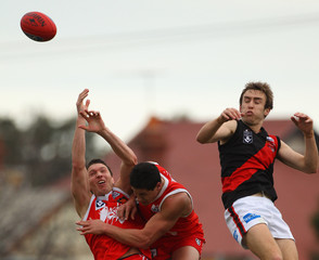 Ryan Houlihan VFL Elimination Final 2 - Northern Bullants v Bendigo Bombers