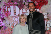 """(R) NFL player Colin Kaepernick and Teresa Kaepernick attends the VH1's 3rd Annual """"Dear Mama: A Love Letter To Moms"""" - Cocktail Reception at The Theatre at Ace Hotel on May 3, 2018 in Los Angeles, California."""