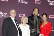 Colin Kaepernick and his family attend VH1's 3rd annual 'Dear Mama: A Love Letter To Moms' screening at The Theatre at Ace Hotel on May 3, 2018 in Los Angeles, California.