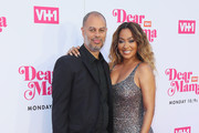 "Jesse Collins and La La Anthony attend VH1's Annual ""Dear Mama: A Love Letter To Mom"" at The Theatre at Ace Hotel on May 02, 2019 in Los Angeles, California."
