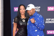 Timbaland attends the VH1 Hip Hop Honors: All Hail The Queens at David Geffen Hall on July 11, 2016 in New York City.
