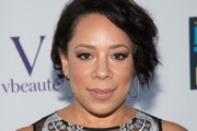 Actress Selenis Leyva attends VH1 Save The Music - Hamptons Live 2016 on August 27, 2016 in Sagaponack, New York.