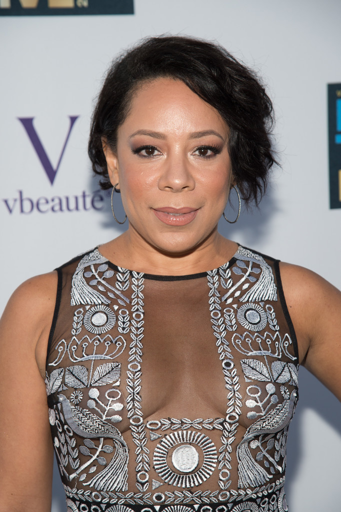 Selenis Leyva attends the 9th Annual Exploring The Arts
