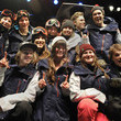 Keri Herman and Nick Goepper