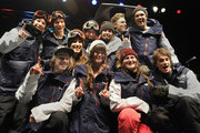 Keri Herman and Nick Goepper Photos Photo