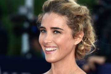 Vahina Giocante 'The Hundred Foot Journey' Premiere - 40th Deauville American Film Festival