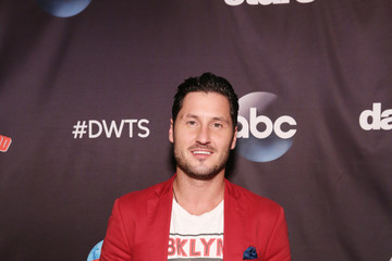 Val Chmerkovskiy 'Dancing With The Stars' Season 27 Cast Reveal Red Carpet At Planet Hollywood Times Square