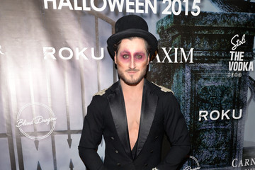 Val Chmerkovskiy MAXIM Magazine's Official Halloween Party - Arrivals