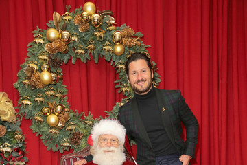 Val Chmerkovskiy Brooks Brothers Celebrates the Holidays With St. Jude Children's Research Hospital