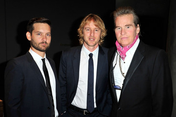 Val Kilmer The Broad Museum Black Tie Inaugural Dinner