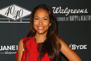 Valeisha Butterfield Go N'Syde 40/40 Bottle Launch Party