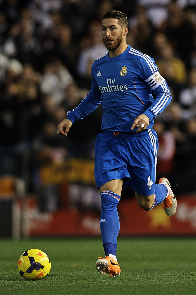 Sergio ramos photos photos valencia cf v real madrid cf - Sergio madrid ...