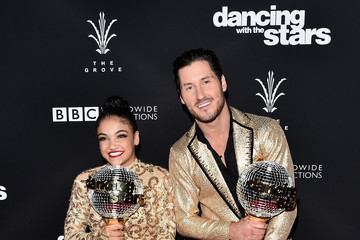 Valentin Chmerkovskiy ABC's 'Dancing With The Stars' Season 23 Finale - Arrivals