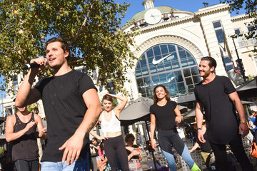 Valentin Chmerkovskiy The 'Dancing With The Stars' Dance Lab at the Grove