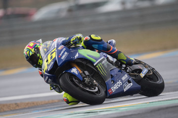 Valentino Rossi MotoGp of France - Free Practice